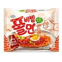【韓国食品・ラーメン】 パルド チョルビビン麺 1箱(130gx40個)★1個当り¥105(税別)