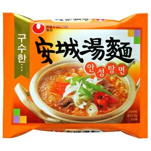 【農心】 アンソン(安城)湯麺125g