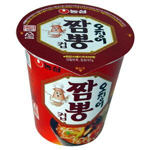 【韓国食品・韓国ラーメン】農心 オジンオチャンポンカップラーメン 67g
