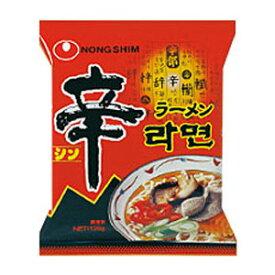 【農心】 辛ラーメン 1箱(40個)(韓国版)★1個当たり¥73(税別)