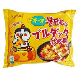 【三養】サンヤン チーズブルダック炒め麺(ブルダック/ プルタク炒め麺)