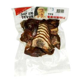 【奨忠洞】ジャンチュンドン 豚足小スライス400g★クール便選択対象商品★