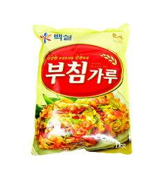 【CJ・ベクソル】おいしい韓国 チヂミ粉 1kg