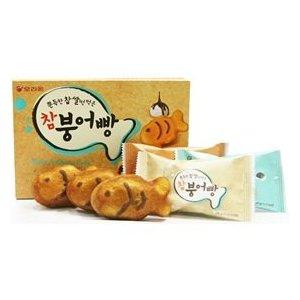 オリオン チャムブンオパン(タイ焼き)8個入232g韓国、韓国食品、韓国お菓子