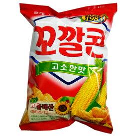 【ロッテ】 コカルコーン 77g (香ばしい味)