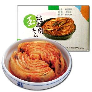 【韓国食品/キムチ】 純農園 白菜キムチ10kg★クール便選択対象商品★