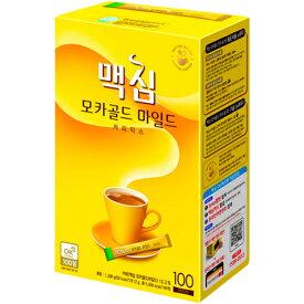 【韓国食品/韓国食材/コーヒー】 マキシム モカゴールドコーヒーミックス(100包)