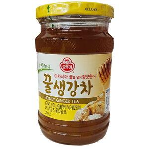 【特価・オトギ】三和(サンファ) 蜂蜜入り生姜茶(しょうが茶)500g★¥605→¥454(税込)