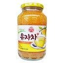 【特価・オトギ】 柚子茶 1kg★¥734→¥681(税込)