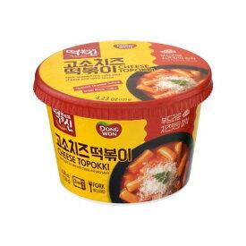 【東遠】カップトッポキ チーズ味120g