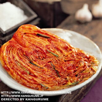 Refrigerate ◆ ◆ commercial cabbage kimchi 5 kg ■ Korea food ■ Korea / Korea cuisine and Korea food material / Korea kimchi and kimchi / dish / pickled cabbage kimchi for kimchi