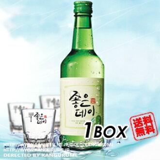 ジョウンデ - soju 360ml×20 book ■ Korea food ■ Korea food materials and Korea cuisine and Korea souvenir / sake sake / shochu / Korea liquor Korea alcohol / Korea shochu / cheap