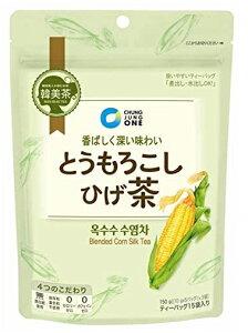 清浄園 とうもろこしひげ茶 ティーパック(10g×15包入)
