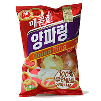 'Dry' ヤンパリング 'onion snacks ■ Korea food ■ Korea cuisine / Korea food material / Korea souvenir and Korea sweets / candy / snack / Korea Rice cracker appetizers / snacks/desserts / cheap / Halloween