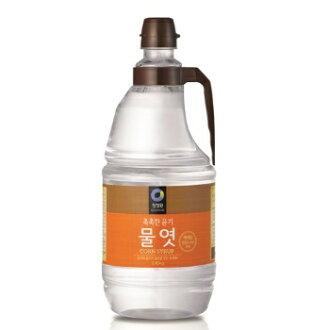 Clean garden syrup 2.4 kg ♦ Korea food ♦ Korea food, Korea food materials, seasoning / Korea source and sweet sauce