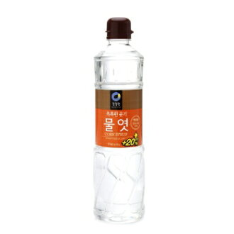 "The source which 1.2 kg of ""cleanliness garden"" starch syrup ■ Korea food ■ Korean food / Korea food / seasoning / Korea source / is generous in"