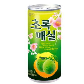 'Undine' plum juice cans 180ml×30 book ■ Korea food ■ low-price / Korea / Korea beverages and Korea drink / Korea juice / drink / beverage / juice / soft drinks / drinks