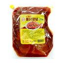 (オットギ)ヤンニョム チキンソース(甘口) 2.1kg■韓国食品■豚肉をお肉屋さんにも負けない味にしてくれる一本!本場…