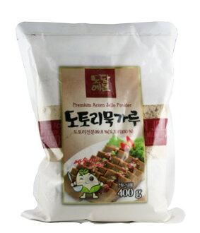 穆克橡子面粉 400 克 ■ 韩国食品 ■ 健康 !太好吃了。韩国谷物在健康的饮食习惯。韩国豆韩国谷物 / 粮食 / 低价格