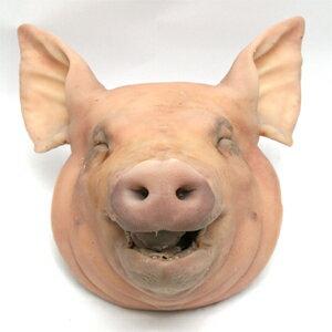 【取り寄せ】▲冷凍▼豚頭(生)■韓国食品■韓国料理/韓国食材/お肉/豚肉/焼肉/【YDKG-s】