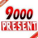 9000 present
