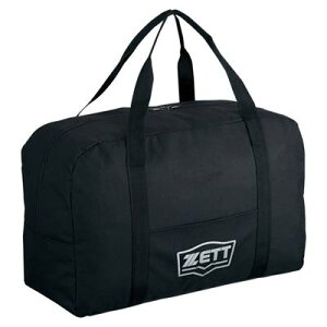 ZETT硬式キャッチャー防具4点セット(マスク、スロートガード、プロテクター、レガーツ)合成皮革仕様BL041ブラック