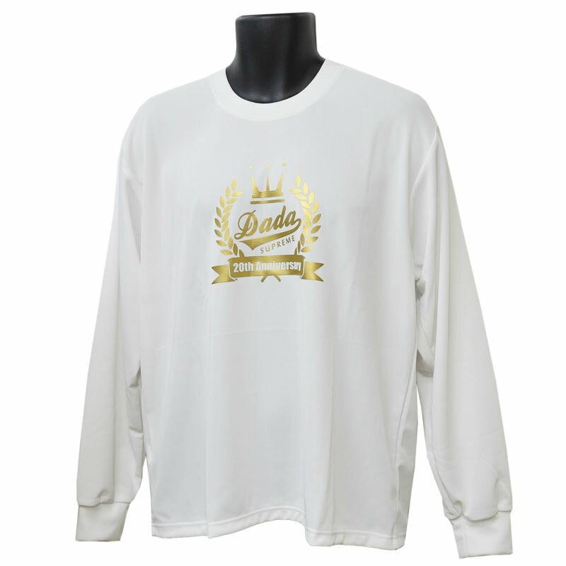 ■メール便選択で送料無料■ DADA バスケット ロングTシャツ 20th Anniversaary LONG TEE DA16-001 ダダ ミニバス ダンス