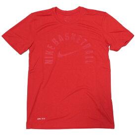 《メール便無料》 NIKE 半袖 Tシャツ LGD プラクティス S/S 920352 ユニバーシティレッド ナイキ ミニバス バスケット メール便選択で送料無料