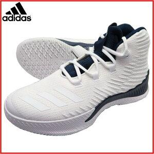 adidasSPGDRIVECQ0825ランニングホワイト×ランニングホワイト×カレッジネイビーバスケットシューズバッシュミニバスダンスアディダス