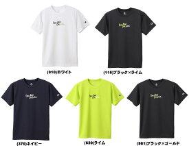 《メール便無料》 チャンピオン ジュニア用 ミニ プラクティス Tシャツ 半袖 E-MOTION CK-RB321 CHAMPION バスケット ミニバス メール便選択で送料無料