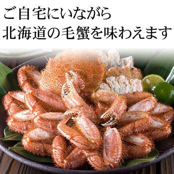 活毛ガニあす楽対応北海道産500g前後中型毛蟹の美味しさを味わうなら、未冷凍(冷蔵)の活け毛蟹。茹でたて毛がにの醍醐味でもあるカニ味噌。活毛ガニならかにのお刺身、焼きガニがおすすめ。カニ通販、父の日お中元お歳暮