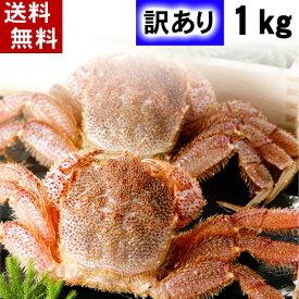 (送料無料)北海道産訳あり 活毛蟹 1〜4尾入りで合計1kg前後(大きさそれぞれ異なります)毛ガニの美味しさを味わうなら、未冷凍の活け活蟹。足折れ、サイズ規格外のわけあり品毛がにです。活毛ガニならかにのお刺身、カニ飯