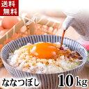 (送料無料)28年度 北海道産米 ななつぼし 10kg 白米、精米 つや、粘り、甘みがバランス良くまとまった和食に合うお米、ナナツボシです。特A評価を受け、マツ...