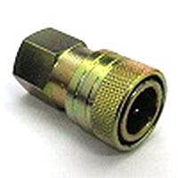 油圧カップラー(BS製)ソケット(メス)Rcメネジピン付31EA12XXS|Rc3/4(mm)