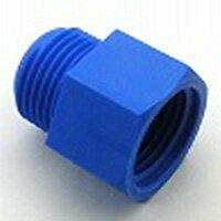 樹脂製継手オスメスソケット (Rオネジ×Rcメネジ)NA-0406 R1/4×Rc3/8 (17)(mm)