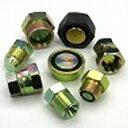 鉄製高圧継手盲栓(油止め)プラグ 140タイプ平行ガスオネジ(根元Oリング付)140-06 | G3/8(mm)