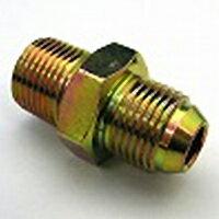 鉄製ねじ込み継手13タイプ並行ガスオネジ(でっぱりシート)×Rオネジ13-0606 G3/8×R3/8mm