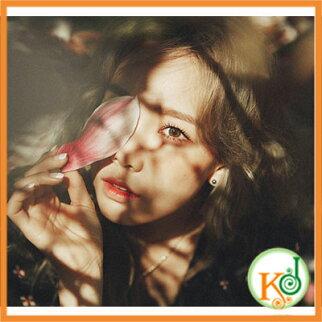 【K-POPCD・送料無料・初回ポスター・クリアファイル・予約】テヨン(少女時代)-I[1STソロアルバム](1509300112341)