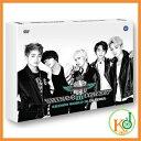 【K-POPCD・送料無料】 SHINEE - THE 3RD CONCERT [SHINEE WORLD III IN SEOUL] (2 DVD) [スペシ...