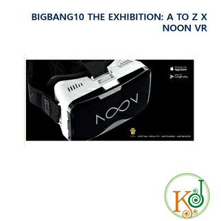 BIGBANG10 THE EXHIBITION: A TO Z X NOON VR/ ビックバン10(bb17020209)