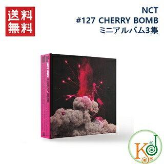 【K-POP・韓流】NCT#127CHERRYBOMBミニアルバム3集(8809269507983)