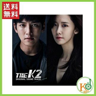【ドラマOST・CD・送料無料】 韓国ドラマ OST THE K2 [TVN][チ・チャンウク、ユナ(少女時代)](1800020201109)