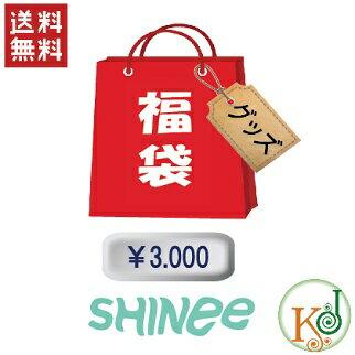 【K-POP・韓流】SHINee福袋3000円★グッズセット/メンバー選択韓流グッズセットシャイニーSHINEE(hb70180316-27)