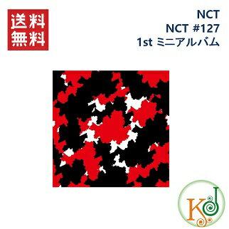 【KPOP-CD・送料無料・予約】NCT127(エヌ・シィ・ティ127)-NCT#127(1stミニアルバム)(8809269506221)