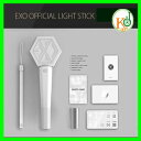 【K-POPグッズ・公式】 EXO - 公式 ペンライト ver.2(ホワイト)公式グッズ / official light stick 国内発送(p0000g... ランキングお取り寄せ