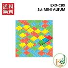 【K-POP・韓流】EXO-CBX2stMINIALBUMCD/エクソ-チェンベクシ(8809440338115)