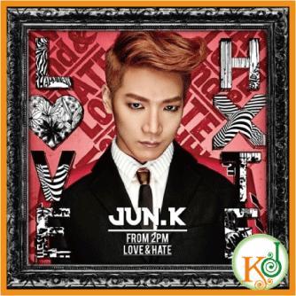 【倉庫大放出 最大90%OFF・K-POPCD】 2PM/JUN. K - LOVE & HATE(韓国版)(8809269503428)