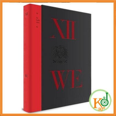 【K-POPCD・数量限定】 神話 (SHINHWA) 12集 [ WE ] SPECIAL EDITION 限定版 [ハードカバー+ハードスリーブス+高度ハードカバー(120P)の画像+歌詞収録](8809435813092)