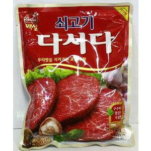 ■SALE■CJ 牛ダシダ 1kg