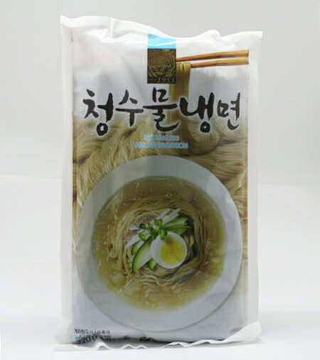 韓国産 清水冷麺720g スープ付 (麺560g/スープ40g×4)